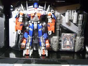 東京おもちゃショー2011 先行販売 ジェットウィング オプティマスプライム ビークル 1011