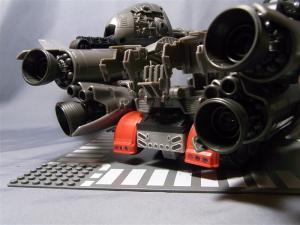 東京おもちゃショー2011 先行販売 ジェットウィング オプティマスプライム ビークル 1027
