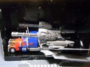 東京おもちゃショー2011 先行販売 ジェットウィング オプティマスプライム ビークル 1035