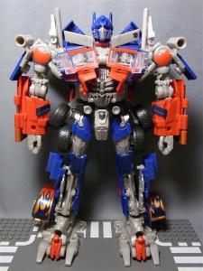 東京おもちゃショー2011 先行販売 ジェットウィング オプティマスプライム ロボット 1001