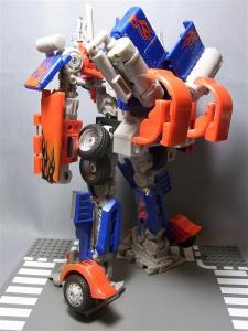 東京おもちゃショー2011 先行販売 ジェットウィング オプティマスプライム ロボット 1002