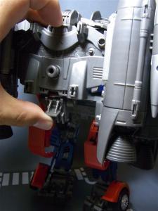 東京おもちゃショー2011 先行販売 ジェットウィング オプティマスプライム ロボット 1019