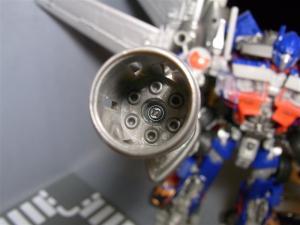 東京おもちゃショー2011 先行販売 ジェットウィング オプティマスプライム ロボット 1030