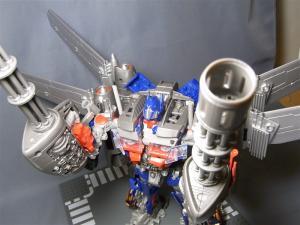 東京おもちゃショー2011 先行販売 ジェットウィング オプティマスプライム ロボット 1031