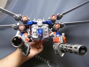 東京おもちゃショー2011 先行販売 ジェットウィング オプティマスプライム ロボット 1033