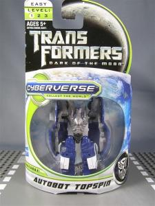 cyberverse autobot topspin 1001