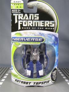 cyberverse autobot topspin 1001