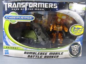 cyberverse bumblebee mobile battle bunker 1027
