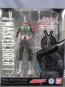 SHF 仮面ライダー新1号 1001