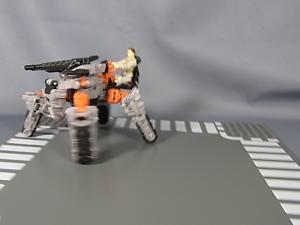 DA-22 オートボットサンダーヘッド&タングステン少佐 1021