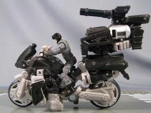 DA25 テールパイプ,オートボットピンポインターノーブル軍曹 1003