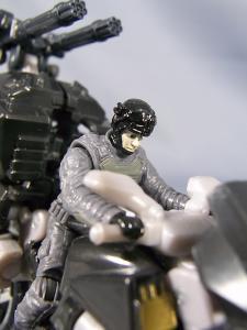 DA25 テールパイプ,オートボットピンポインターノーブル軍曹 1005