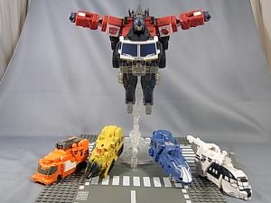 energon optimus prime  ロボット 1010