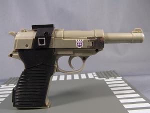 TFクロニクル メガトロンセット G1メガトロン 1009