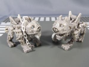 比較:TF DOTM DA30 レッドフットデトゥア軍曹& HA exclusive LEADFOOT and Steeljaw 1022