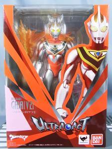 ULTRA-ACT ウルトラマンガイアV2 1001