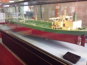 三菱重工業 長崎造船所内 史料館 サイズ変更 1009