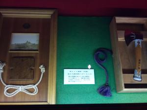 三菱重工業 長崎造船所内 史料館 サイズ変更 1031