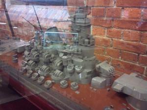 三菱重工業 長崎造船所内 史料館 サイズ変更 1043
