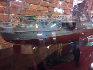 三菱重工業 長崎造船所内 史料館 サイズ変更 1045