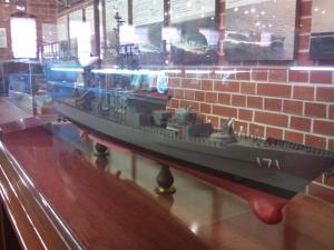三菱重工業 長崎造船所内 史料館 サイズ変更 1047