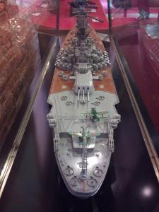 三菱重工業 長崎造船所内 史料館 サイズ変更 1049