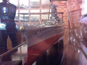 三菱重工業 長崎造船所内 史料館 サイズ変更 1051