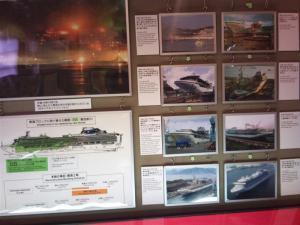 三菱重工業 長崎造船所内 史料館 サイズ変更 1115