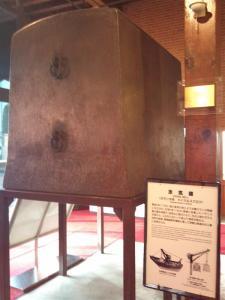 三菱重工業 長崎造船所内 史料館 サイズ変更 1118