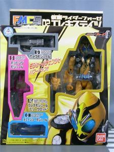 仮面ライダーフォーゼ FMCS 02 エレキステイツ 1001