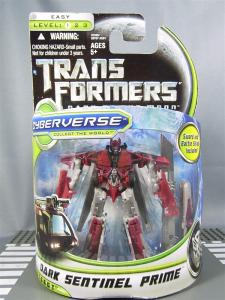 cyberverse Dark Sentinel Prime 1018