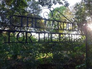 サンアントニオ植物園内:熊本園 1015