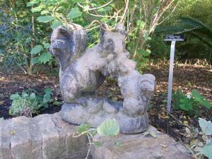 サンアントニオ植物園内:熊本園 1022