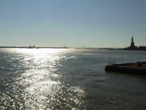 ニューヨーク:一日マイバス観光 1003