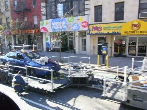 ニューヨーク:一日マイバス観光 1012