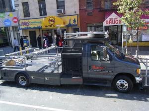 ニューヨーク:一日マイバス観光 1013