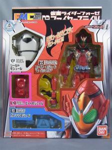 仮面ライダーフォーゼ フォーゼモジュールチェンジシリーズ03 ファイヤーステイツ 1001