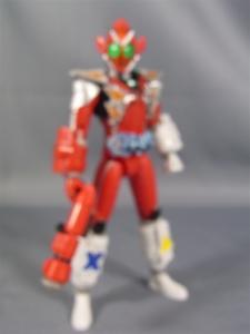 仮面ライダーフォーゼ フォーゼモジュールチェンジシリーズ03 ファイヤーステイツ 1011