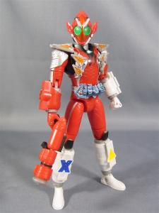 仮面ライダーフォーゼ フォーゼモジュールチェンジシリーズ03 ファイヤーステイツ 1012