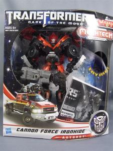 TF DOTM CANNON FORCE IRONHIDE 1001