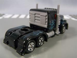 トミカTF ブラックオプティマス、ラッピングトレーラー、通常タンクローリー 1008