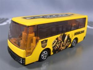 トミカTF バンブルビー、ラッピングバス、通常camaro 1004