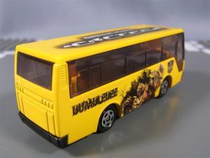 トミカTF バンブルビー、ラッピングバス、通常camaro 1005