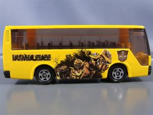 トミカTF バンブルビー、ラッピングバス、通常camaro 1008