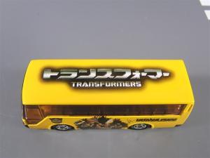 トミカTF バンブルビー、ラッピングバス、通常camaro 1009