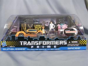 NYCC2011 TRANSFORMER PRIME BUMBLEBEE 1001