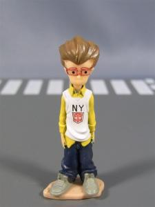NYCC2011 TRANSFORMER PRIME BUMBLEBEE 1026