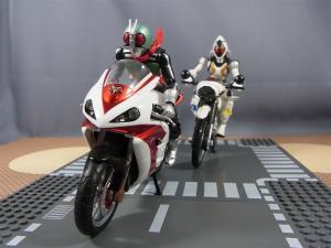 SHF 仮面ライダーフォーゼとマシン 1008