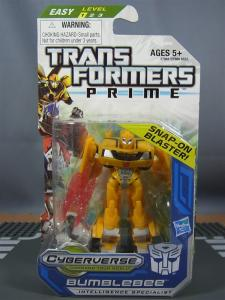 TF PRIME Cyber Verse BUMBLEBEE 1001