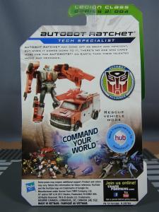 TF PRIME Cyber Verse AUTOBOT RATCHET 1002